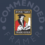 Fine Art Trade Guild Commended Framer logo