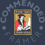 Fine Art Trade Guild Commended Framer logo